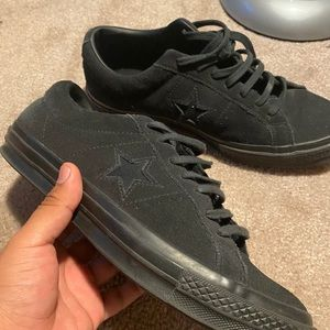 Converse one star men size 10